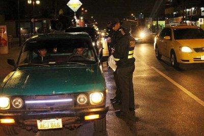 Caminera recaudó más en cobro de multas