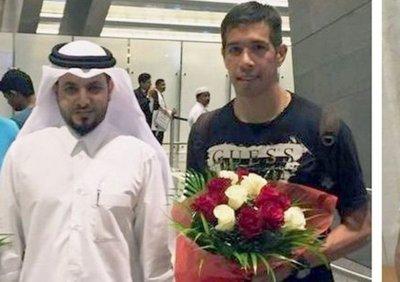 """""""Topo"""" se desligará de Qatar, lo espera Cerro"""