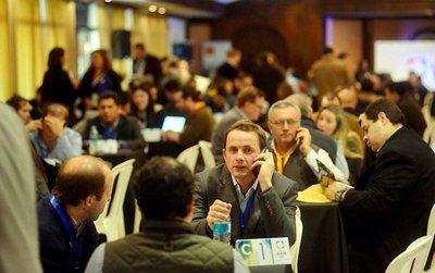 Expo Rueda: en el primer día concretan 1.700 reuniones