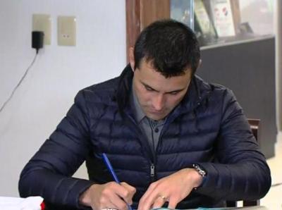 Villar ya es parte de la Academia