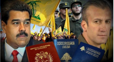 EE.UU. denunció vínculo entre el régimen de Maduro y Hezbollah