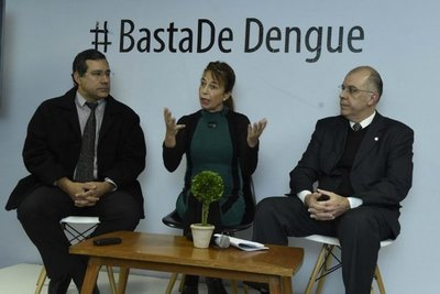 """""""Cada minuto una persona es hospitalizada por dengue"""""""