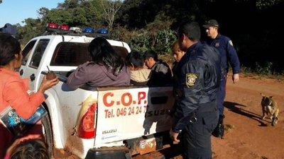 Detienen a siete indígenas por supuesto abuso sexual en menores