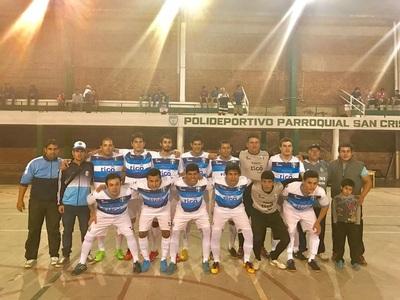Buenos partidos se anuncian en la categoría Primera de Futsal