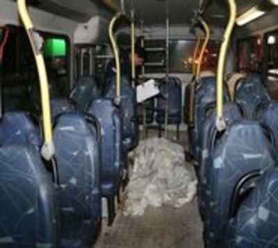 Fallece hombre por un paro cardíaco en bus