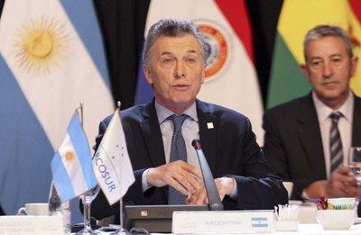 Mercosur envía una nota al Gobierno de Venezuela para abrir diálogo
