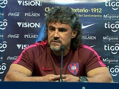 Cerro Porteño no estuvo a la altura, según Álvarez