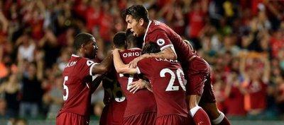 El Liverpool se proclama campeón del torneo Premier Asia