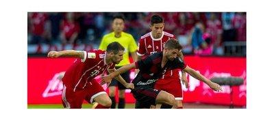 El nuevo Milan se resarce con un contundente 0-4 al Bayern