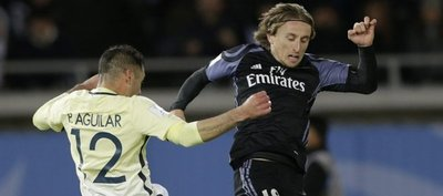 Modric hereda el 10 de James Rodríguez en el Real Madrid