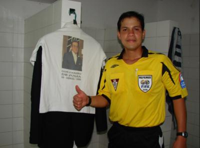 Victor Carrillo, para el desquite con Boston