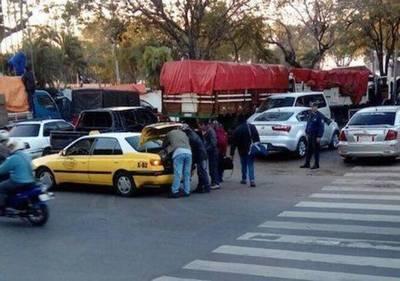 Estadía de campesinos en Asunción cuesta unos G. 40 millones por día
