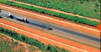 Tramo Vaquería-Ruta 10 ya lleva construido el 54%