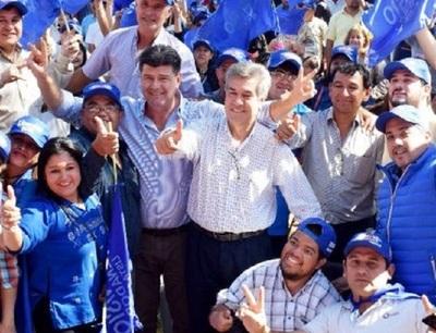 """Alegre: """"Cartes prepara un gran fraude electoral para que gane Santi"""""""
