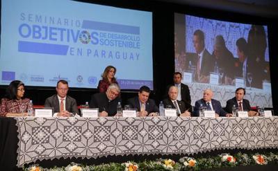 Cartes pide desarrollo sostenible para un Paraguay justo e inclusivo