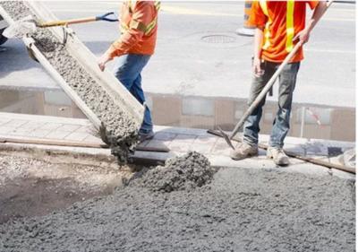 Rutas de cemento: menos combustible y ahorro de US$ 17 millones al año