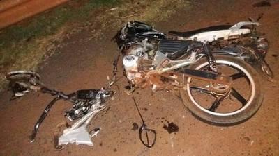 En Traumas de Ciudad del Este atienden por día a cinco accidentados en moto