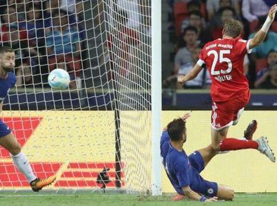 Bayern Munich superó al Chelsea