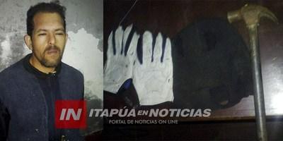 GUARDIA DE DÍA, LADRÓN POR LA NOCHE