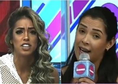 Tremendo Encontronazo Entre Mirna Pereira Y Jerri Castillo, Se Dijeron De Todo
