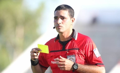 Arthur Afara dirigirá  San Lorenzo vs 29 de Setiembre por la Primera B
