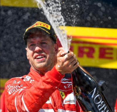 Vettel, el más rápido en la carrera húngara