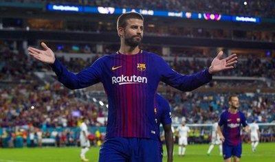 El Barça vence al Madrid en un partido emocionante