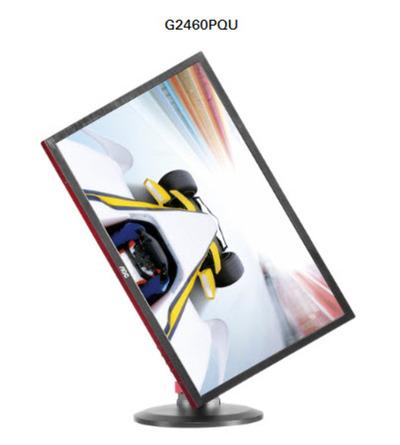 AOC anuncia la disponibilidad en el país de un monitor diseñado para gamers