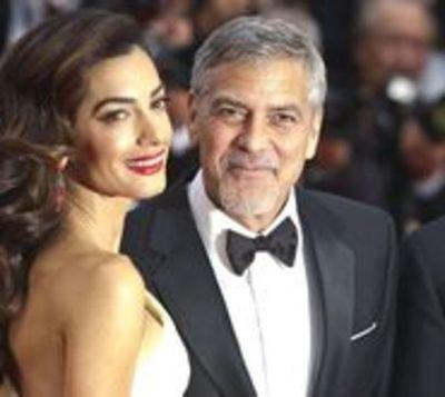 George y Amal Clooney están ayudando a unos 3.000 niños sirios