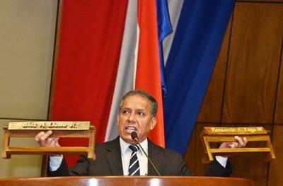 Senado rechaza desafuero de Carlos Amarilla