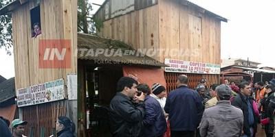 MA. AUXILIADORA: CONSTRUYE VIVIENDA DE 2 PISOS EN PLENA RUTA 6