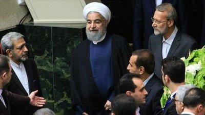 Rohaní es investido presidente de Irán