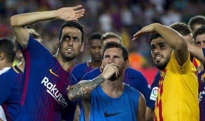 Messi ya es el máximo goleador en solitario de la historia del Gamper