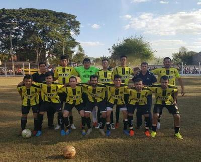 Juventud es el mejor en Liga Canindeyú