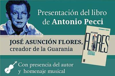 Recordarán al creador de la Guarania en Caaguazú