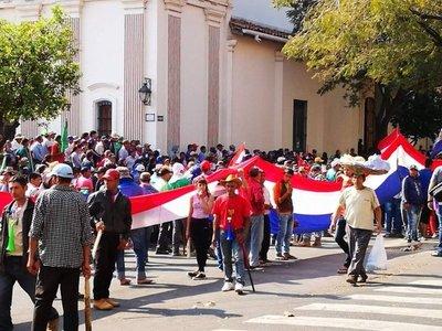 Codehupy insta al Gobierno a respetar derechos de campesinos