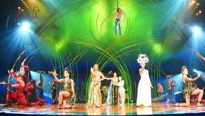 Cirque Du Soleil no pagará impuesto