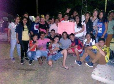 En escuela indígena de Casado se manifiestan para recuperar rubro