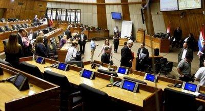Subsidio paraliza Senado y el lunes se trataría el veto