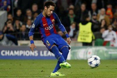 El primer clásico sin Neymar