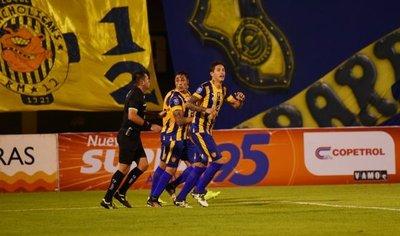 12 goles en la jornada 4 que completan hoy Cerro contra Libertad