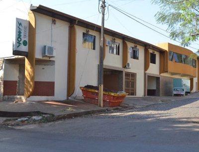 Festichola se aguó por una llave de paso: preso en un motel
