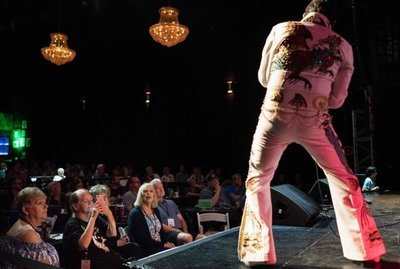 Elvis sigue siendo inmortal para sus fans