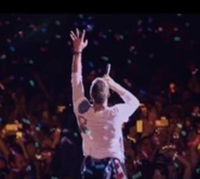 Show de Coldplay, en vivo en Paraguay en realidad virtual