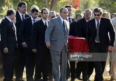 El día en que Marito cargó y lloró al cadáver de 45 kg del dictador Stroessner