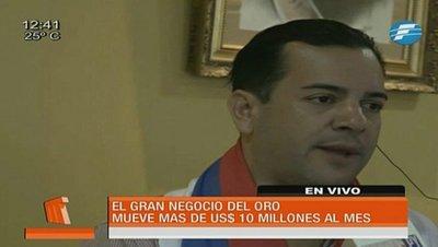 La crisis en Guairá sería por las minas de oro en Paso Yobái