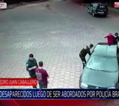 "Desaparecen tras ser abordados por agentes del ""exgrupo de exterminio"""