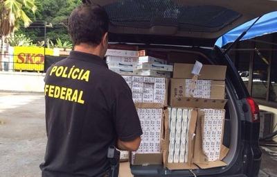 Cigarrilleros paraguayos amenazaron a periodistas brasileños, denuncian