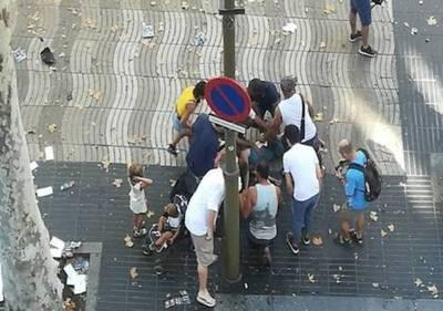 Cartes condena atentado en Barcelona: no hay paraguayos entre víctimas