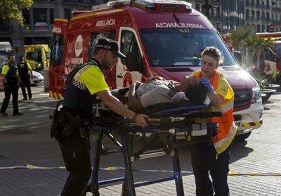 Paraguayo relata momento de terror en Barcelona